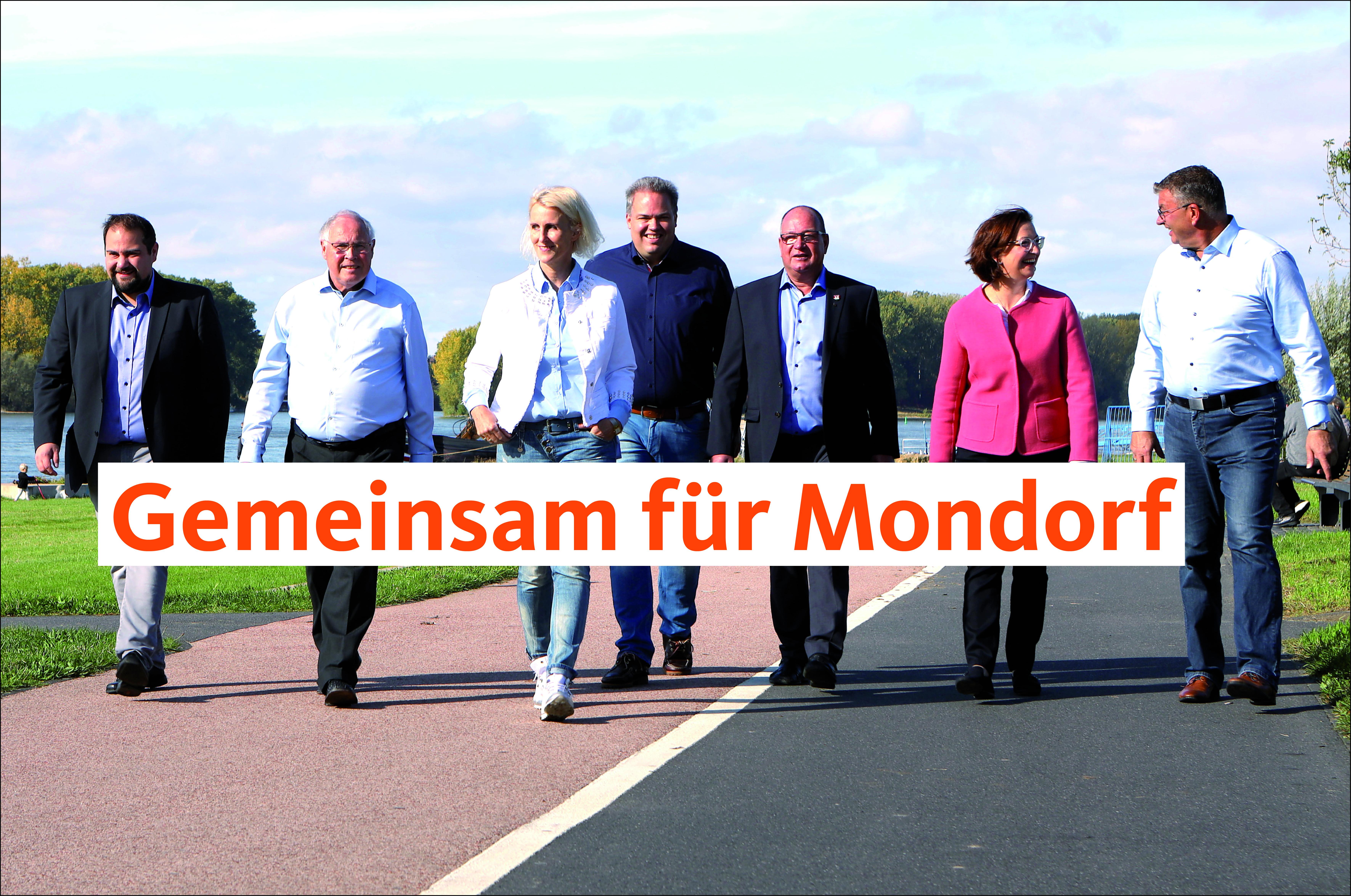 Unser Team für Mondorf