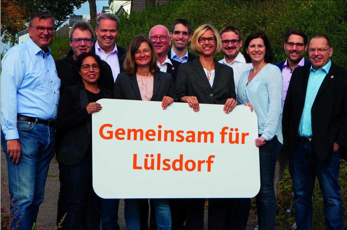 Unser Team für Lülsdorf